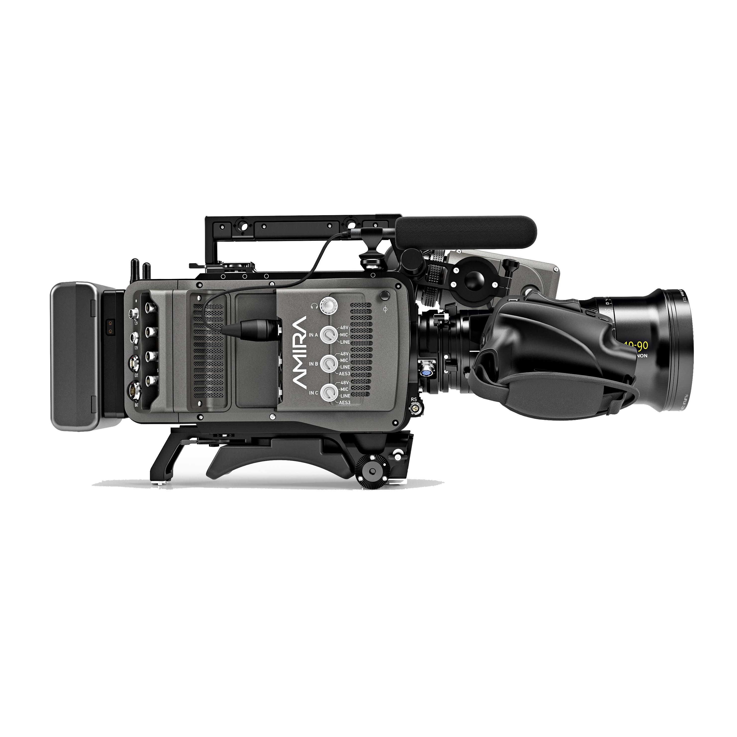 Digital Cinematography Cameras
