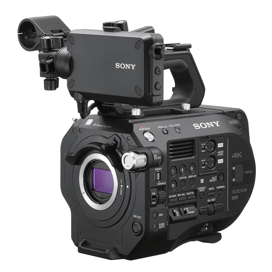 Super 35mm Cameras