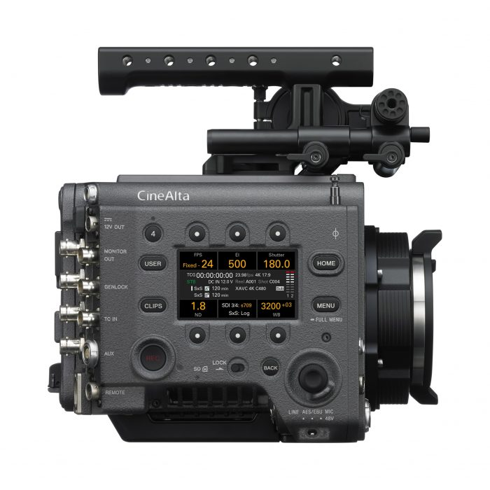 Sony Venice RAW Hire