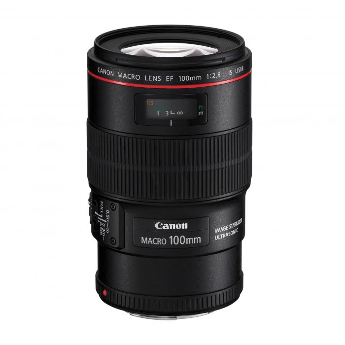 Canon 100m Macro Lens