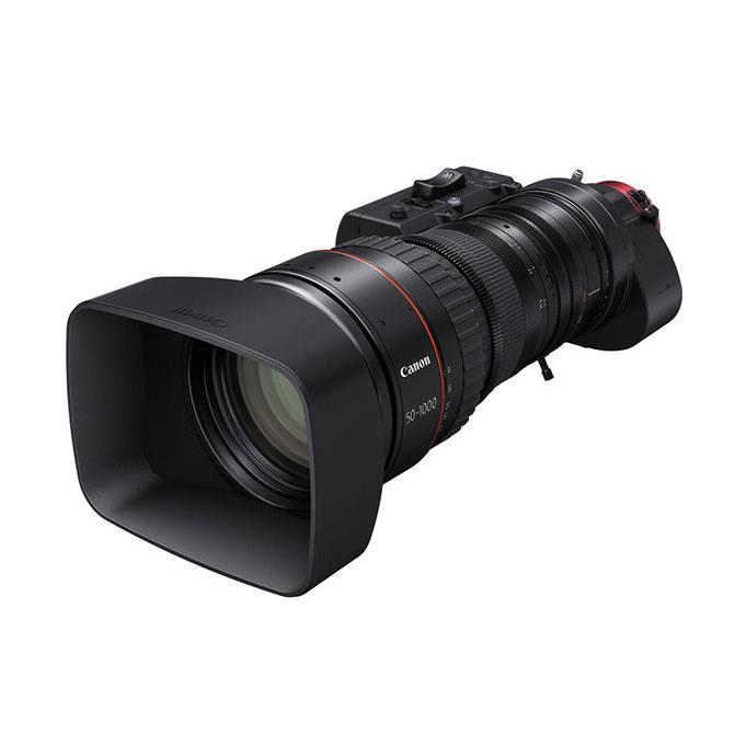 Canon 20x50 lens