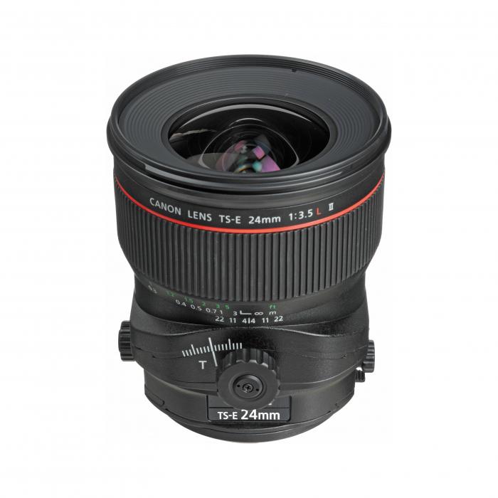 TS-E 24mm f/3.5L II