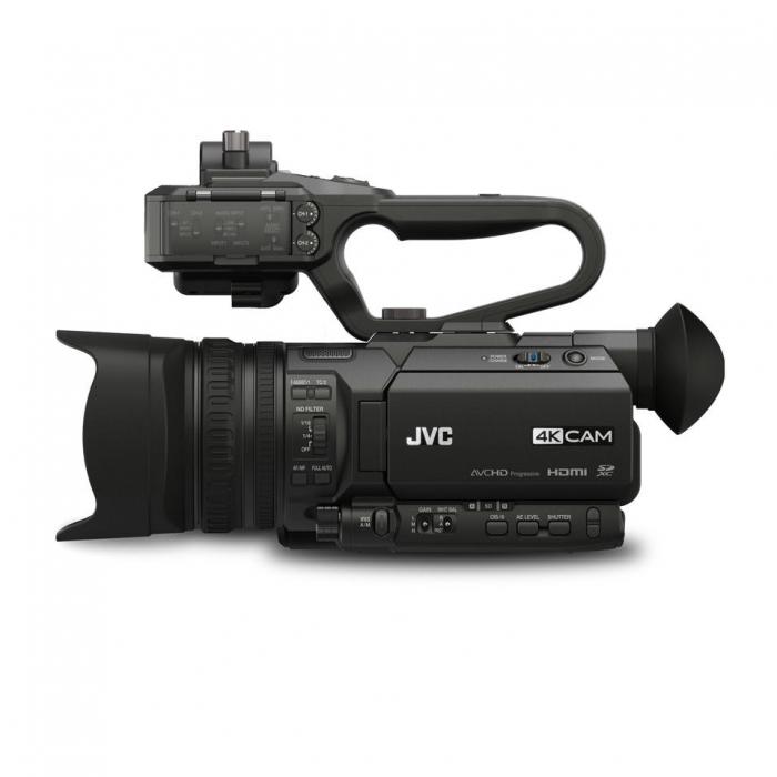 JVC GY-LS300E 4K Camcorder