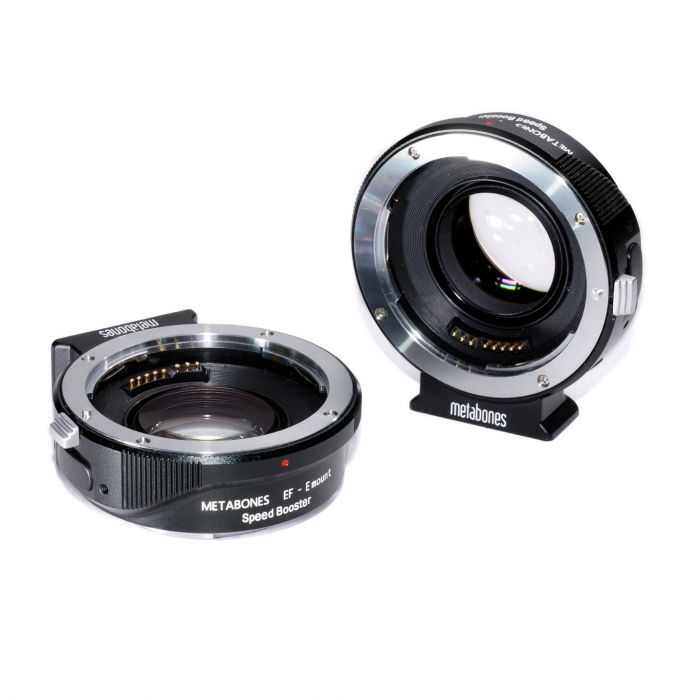 Metabones Speed Booster Digital EF to Micro 4 thirds