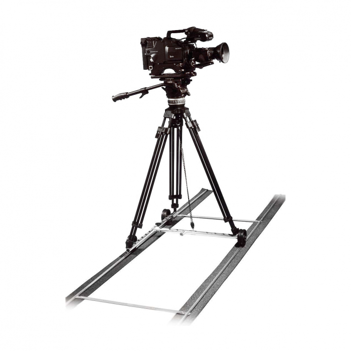 Microdolly Hollywood Track and Dolly System