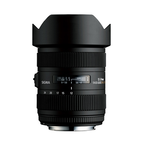 Sigma 12-24mm F4.5-5.6 Wide Angle Zoom