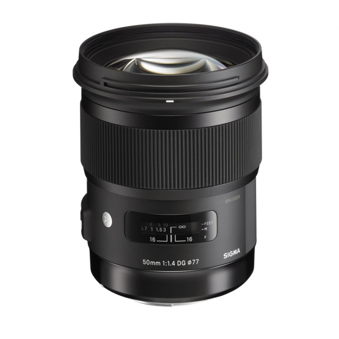 Sigma 50mm F1.4 Prime EF Mount