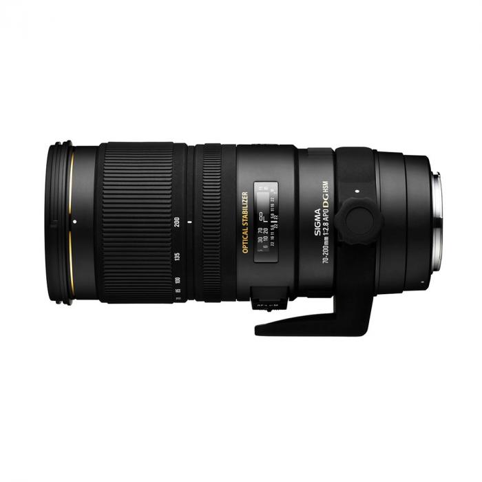 Sigma 70-200mm F2.8 Zoom EF Mount
