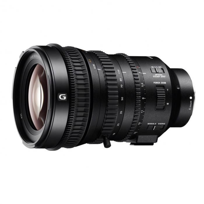 Sony SELP18110G 18-110mm F/4