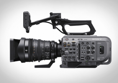 Sony PXW-FX9 Demo Manchester
