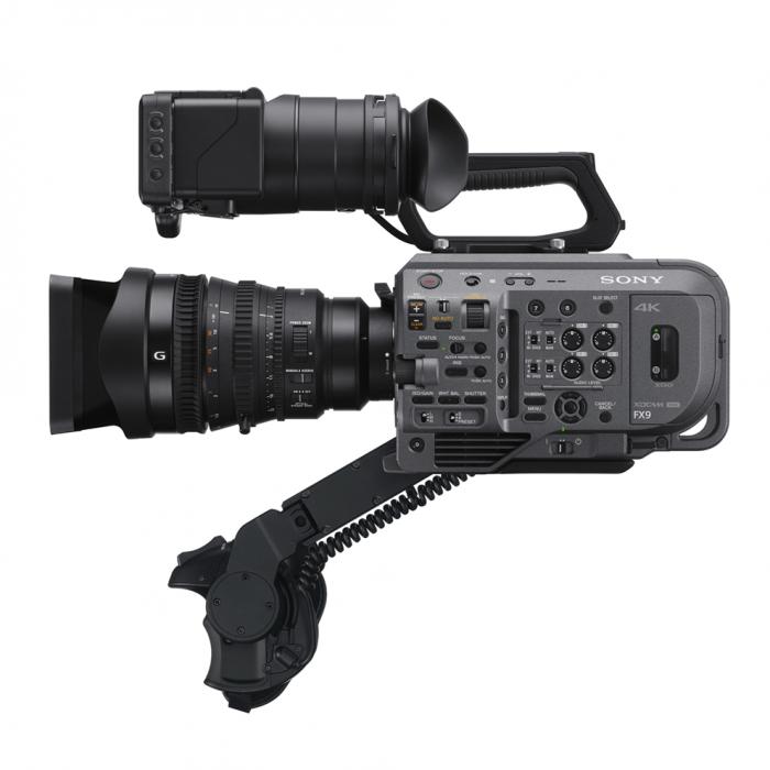 Sony PXW FX9 hire manchetser.